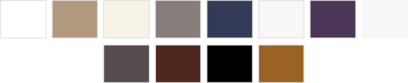 Caesarstone Colour Options
