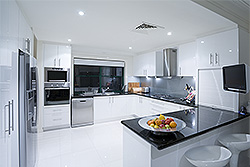 Granite Kitchen Countertops 1